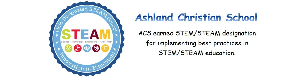 ACS is a STEM/STEAM Designated School